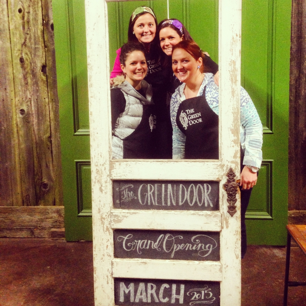 michie girls March Grand Opening 2015