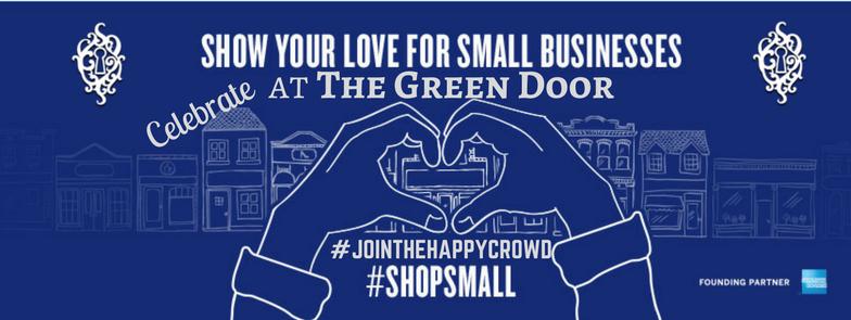 The Green Door custom FB event pic